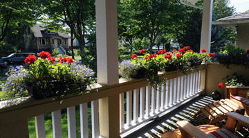 Selling your home patio